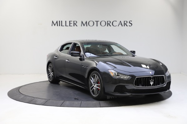 Used 2014 Maserati Ghibli S Q4 for sale Call for price at Aston Martin of Greenwich in Greenwich CT 06830 12
