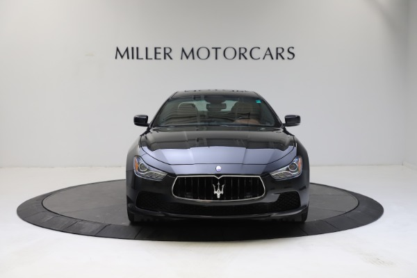 Used 2014 Maserati Ghibli S Q4 for sale Call for price at Aston Martin of Greenwich in Greenwich CT 06830 13