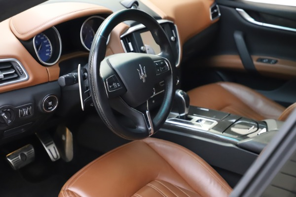 Used 2014 Maserati Ghibli S Q4 for sale Call for price at Aston Martin of Greenwich in Greenwich CT 06830 14
