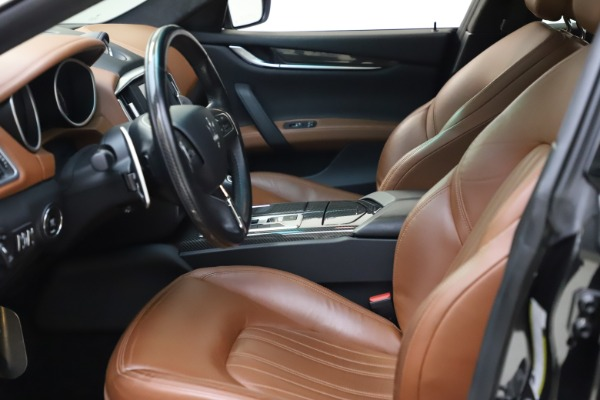 Used 2014 Maserati Ghibli S Q4 for sale Call for price at Aston Martin of Greenwich in Greenwich CT 06830 15
