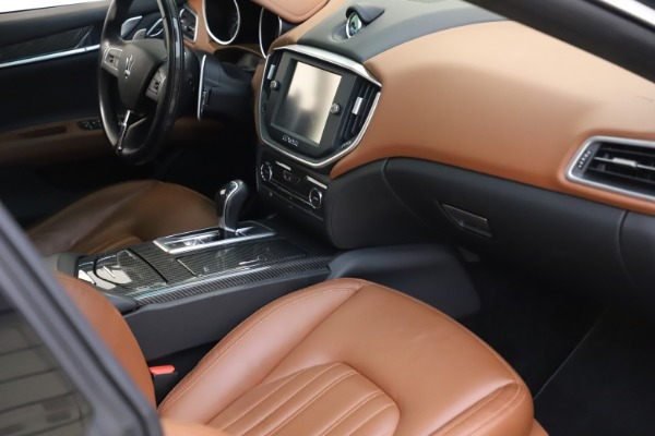 Used 2014 Maserati Ghibli S Q4 for sale Call for price at Aston Martin of Greenwich in Greenwich CT 06830 19