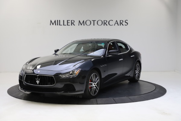 Used 2014 Maserati Ghibli S Q4 for sale Call for price at Aston Martin of Greenwich in Greenwich CT 06830 2