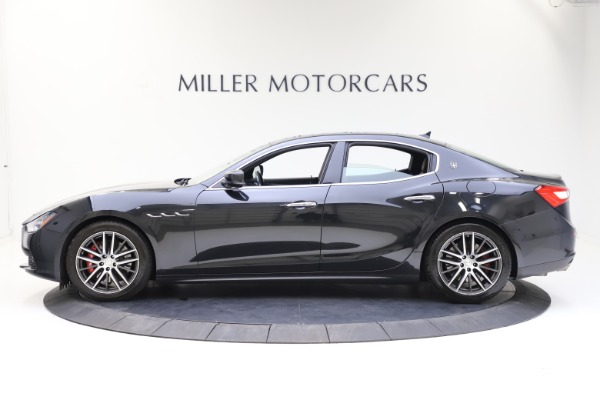 Used 2014 Maserati Ghibli S Q4 for sale Call for price at Aston Martin of Greenwich in Greenwich CT 06830 3