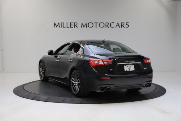 Used 2014 Maserati Ghibli S Q4 for sale Call for price at Aston Martin of Greenwich in Greenwich CT 06830 5