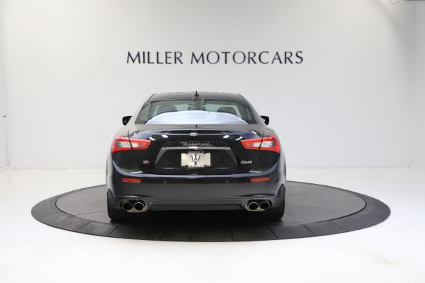 Used 2014 Maserati Ghibli S Q4 for sale Call for price at Aston Martin of Greenwich in Greenwich CT 06830 6