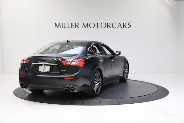 Used 2014 Maserati Ghibli S Q4 for sale Call for price at Aston Martin of Greenwich in Greenwich CT 06830 7