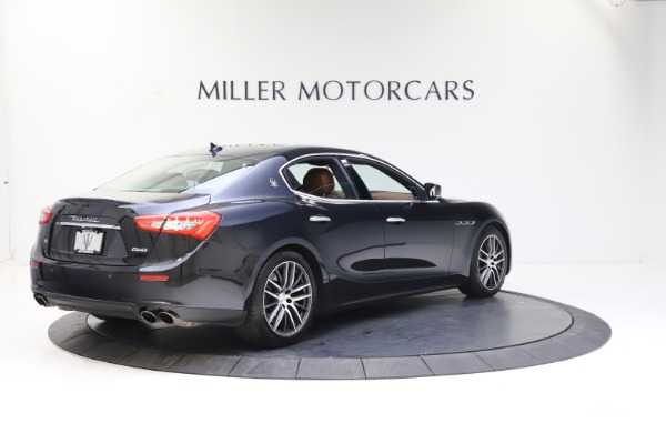 Used 2014 Maserati Ghibli S Q4 for sale Call for price at Aston Martin of Greenwich in Greenwich CT 06830 8