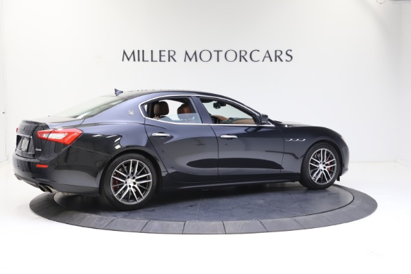 Used 2014 Maserati Ghibli S Q4 for sale Call for price at Aston Martin of Greenwich in Greenwich CT 06830 9