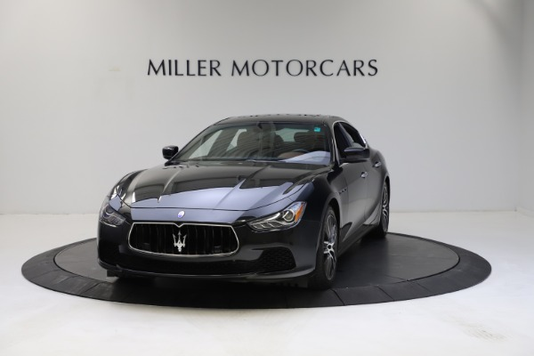 Used 2014 Maserati Ghibli S Q4 for sale Call for price at Aston Martin of Greenwich in Greenwich CT 06830 1