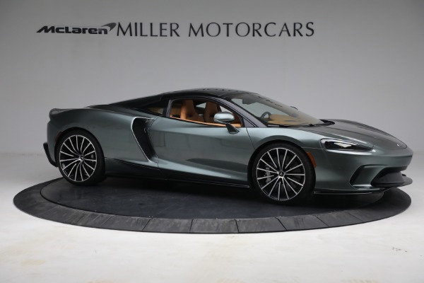 Used 2021 McLaren GT LUXE for sale Sold at Aston Martin of Greenwich in Greenwich CT 06830 10