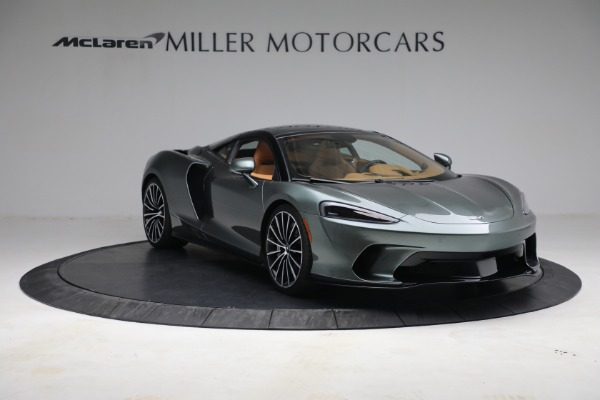 Used 2021 McLaren GT LUXE for sale Sold at Aston Martin of Greenwich in Greenwich CT 06830 11