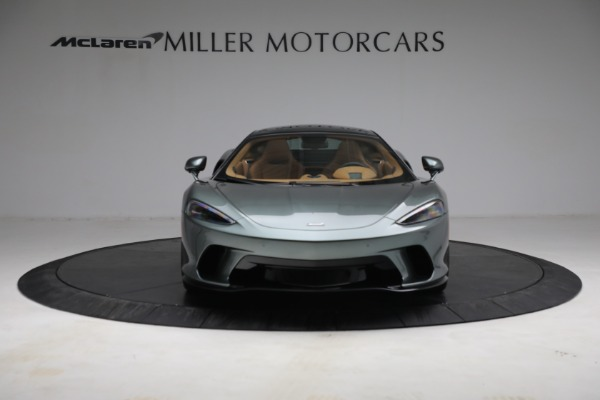 Used 2021 McLaren GT LUXE for sale Sold at Aston Martin of Greenwich in Greenwich CT 06830 12