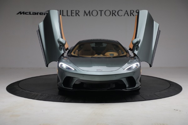 Used 2021 McLaren GT LUXE for sale Sold at Aston Martin of Greenwich in Greenwich CT 06830 13