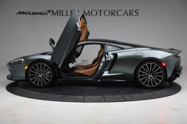 Used 2021 McLaren GT LUXE for sale Sold at Aston Martin of Greenwich in Greenwich CT 06830 15