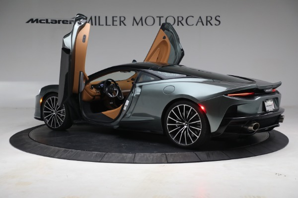 Used 2021 McLaren GT LUXE for sale Sold at Aston Martin of Greenwich in Greenwich CT 06830 16