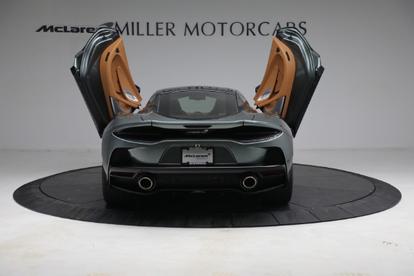 Used 2021 McLaren GT LUXE for sale Sold at Aston Martin of Greenwich in Greenwich CT 06830 17