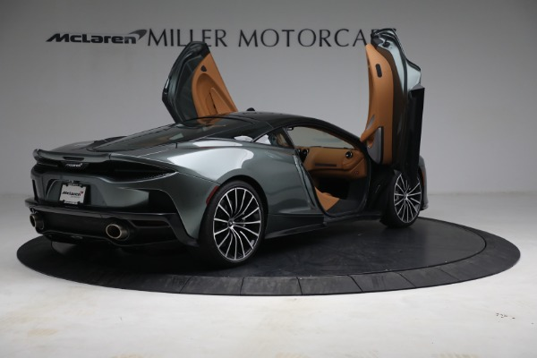 Used 2021 McLaren GT LUXE for sale Sold at Aston Martin of Greenwich in Greenwich CT 06830 18
