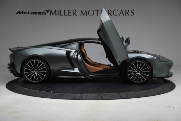Used 2021 McLaren GT LUXE for sale Sold at Aston Martin of Greenwich in Greenwich CT 06830 19