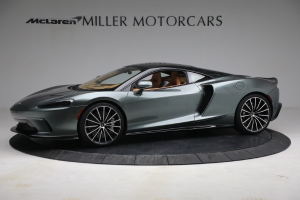 Used 2021 McLaren GT LUXE for sale Sold at Aston Martin of Greenwich in Greenwich CT 06830 2