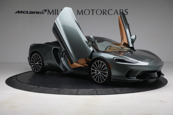 Used 2021 McLaren GT LUXE for sale Sold at Aston Martin of Greenwich in Greenwich CT 06830 20