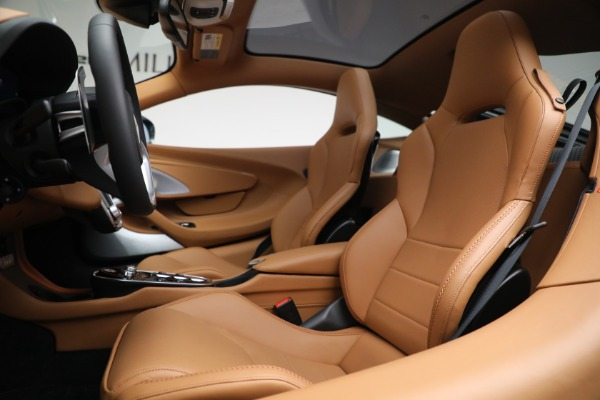 Used 2021 McLaren GT LUXE for sale Sold at Aston Martin of Greenwich in Greenwich CT 06830 21