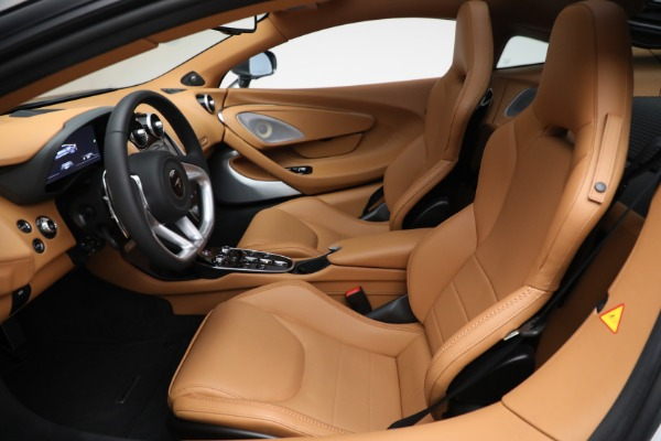 Used 2021 McLaren GT LUXE for sale Sold at Aston Martin of Greenwich in Greenwich CT 06830 22