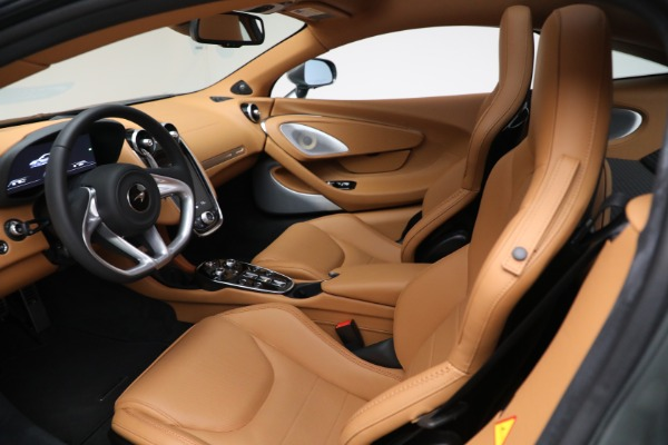 Used 2021 McLaren GT LUXE for sale Sold at Aston Martin of Greenwich in Greenwich CT 06830 23