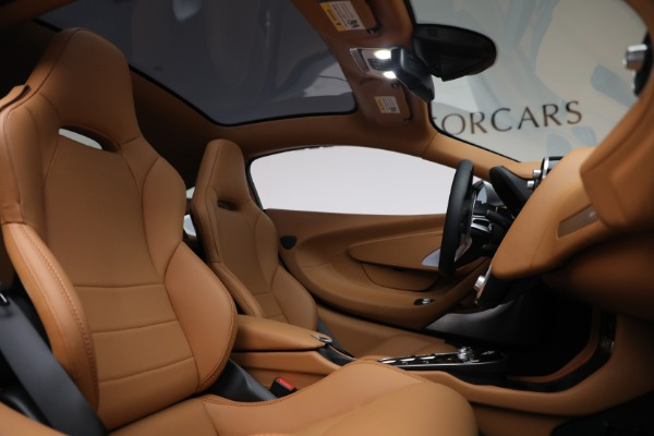 Used 2021 McLaren GT LUXE for sale Sold at Aston Martin of Greenwich in Greenwich CT 06830 25