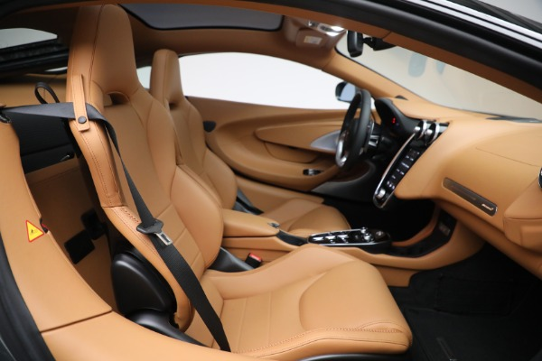 Used 2021 McLaren GT LUXE for sale Sold at Aston Martin of Greenwich in Greenwich CT 06830 26