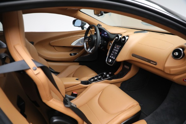 Used 2021 McLaren GT LUXE for sale Sold at Aston Martin of Greenwich in Greenwich CT 06830 27