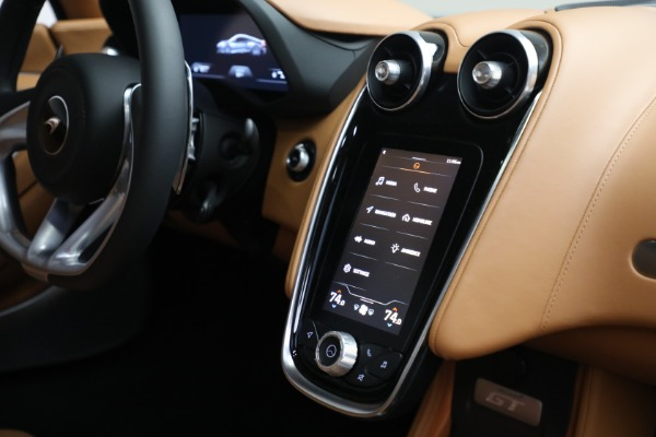 Used 2021 McLaren GT LUXE for sale Sold at Aston Martin of Greenwich in Greenwich CT 06830 28