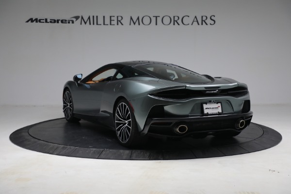 Used 2021 McLaren GT LUXE for sale Sold at Aston Martin of Greenwich in Greenwich CT 06830 5
