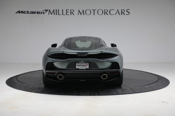 Used 2021 McLaren GT LUXE for sale Sold at Aston Martin of Greenwich in Greenwich CT 06830 6