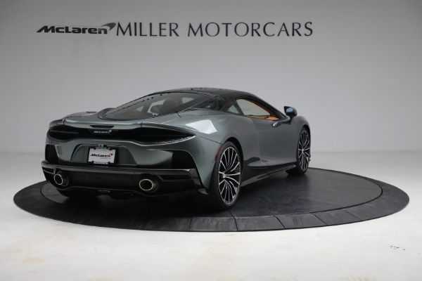 Used 2021 McLaren GT LUXE for sale Sold at Aston Martin of Greenwich in Greenwich CT 06830 7