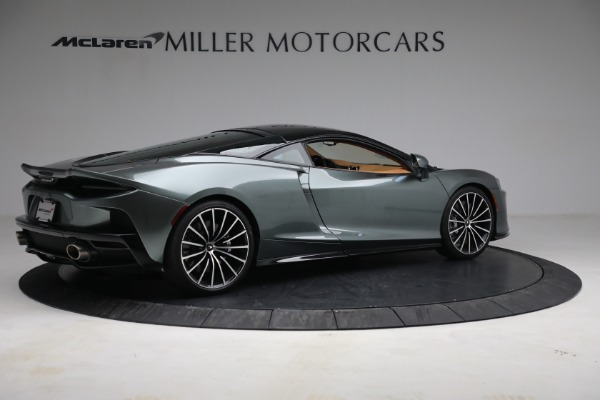 Used 2021 McLaren GT LUXE for sale Sold at Aston Martin of Greenwich in Greenwich CT 06830 8