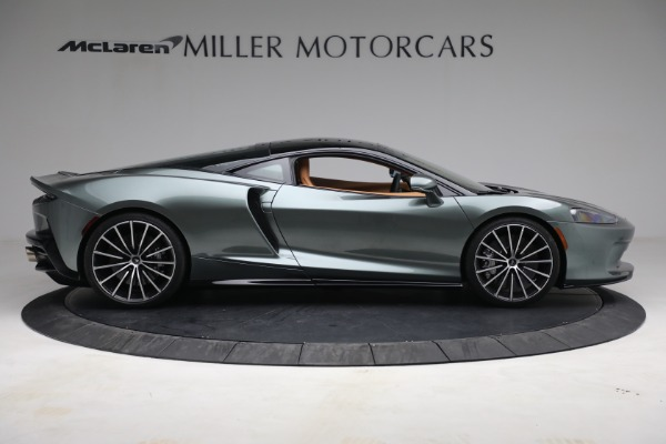 Used 2021 McLaren GT LUXE for sale Sold at Aston Martin of Greenwich in Greenwich CT 06830 9