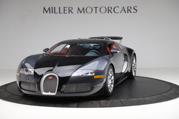 Used 2008 Bugatti Veyron 16.4 for sale Call for price at Aston Martin of Greenwich in Greenwich CT 06830 2