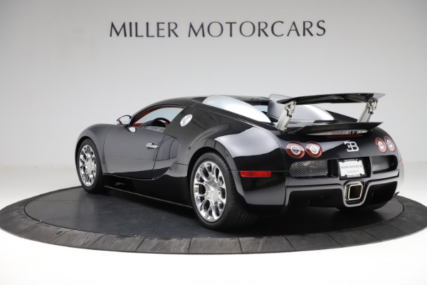 Used 2008 Bugatti Veyron 16.4 for sale Call for price at Aston Martin of Greenwich in Greenwich CT 06830 6