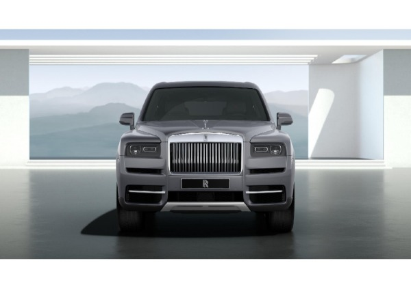 New 2021 Rolls-Royce Cullinan for sale Call for price at Aston Martin of Greenwich in Greenwich CT 06830 2