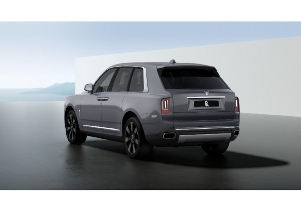 New 2021 Rolls-Royce Cullinan for sale Call for price at Aston Martin of Greenwich in Greenwich CT 06830 3