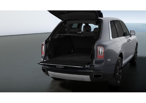 New 2021 Rolls-Royce Cullinan for sale Call for price at Aston Martin of Greenwich in Greenwich CT 06830 4