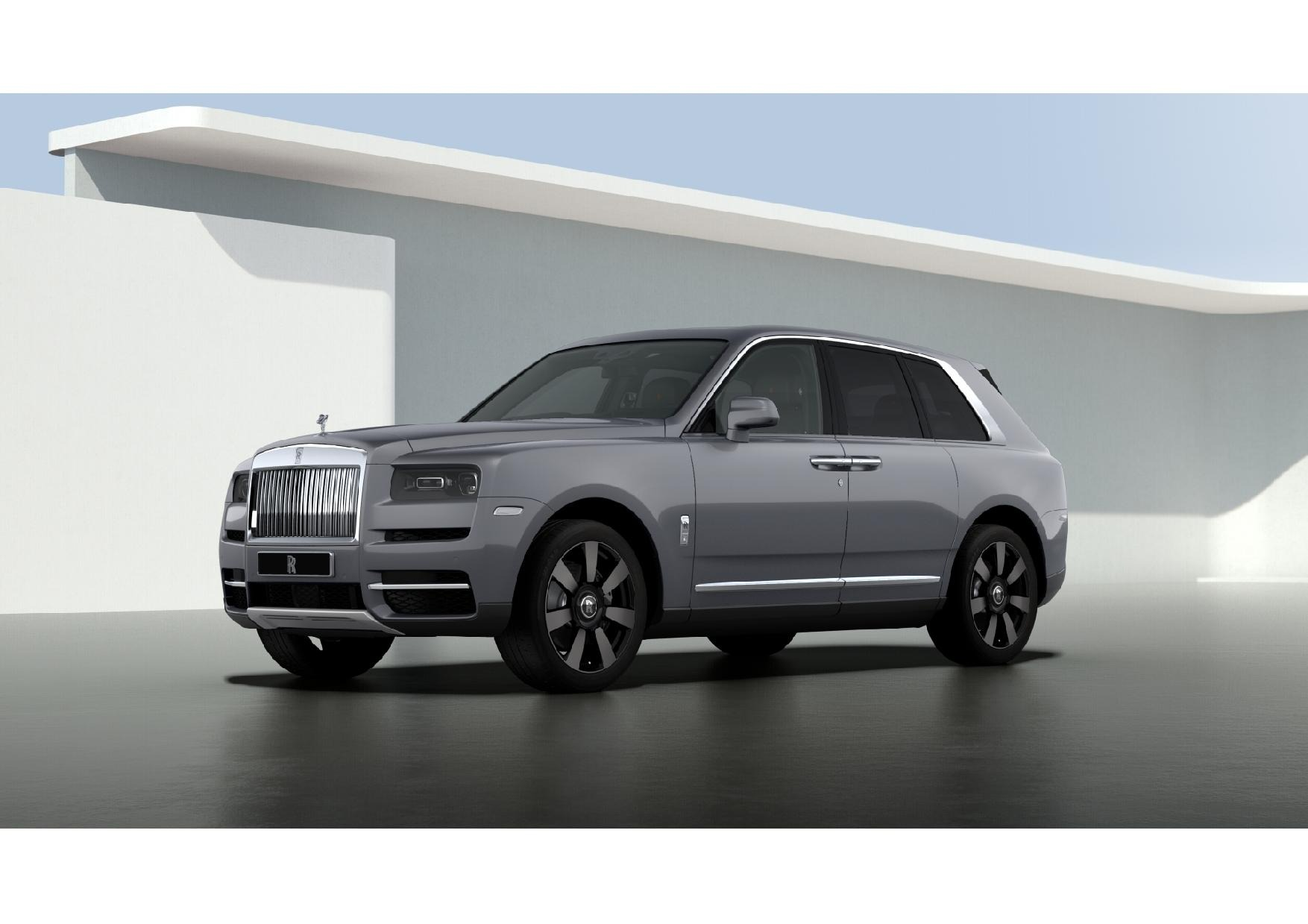 New 2021 Rolls-Royce Cullinan for sale Call for price at Aston Martin of Greenwich in Greenwich CT 06830 1