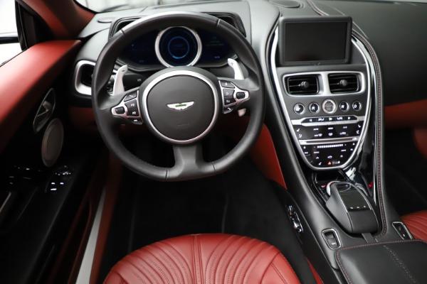 Used 2019 Aston Martin DB11 Volante for sale $211,990 at Aston Martin of Greenwich in Greenwich CT 06830 13