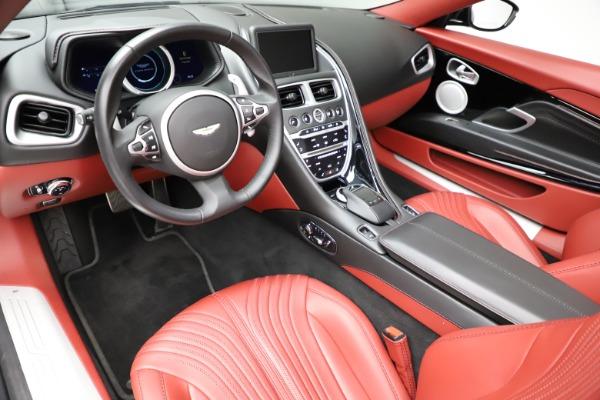 Used 2019 Aston Martin DB11 Volante for sale $211,990 at Aston Martin of Greenwich in Greenwich CT 06830 14