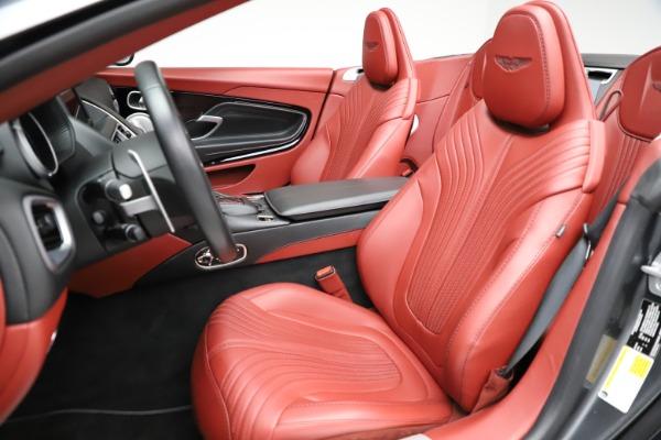 Used 2019 Aston Martin DB11 Volante for sale $211,990 at Aston Martin of Greenwich in Greenwich CT 06830 16