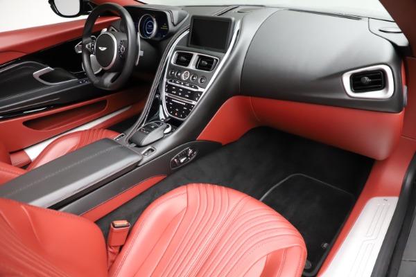 Used 2019 Aston Martin DB11 Volante for sale $211,990 at Aston Martin of Greenwich in Greenwich CT 06830 18