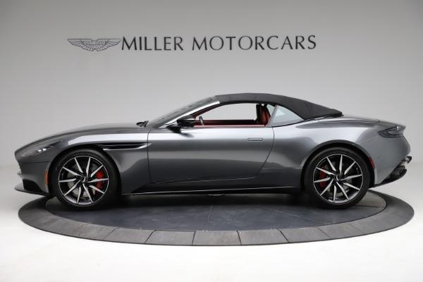 Used 2019 Aston Martin DB11 Volante for sale $211,990 at Aston Martin of Greenwich in Greenwich CT 06830 23