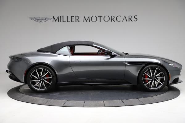 Used 2019 Aston Martin DB11 Volante for sale $211,990 at Aston Martin of Greenwich in Greenwich CT 06830 26