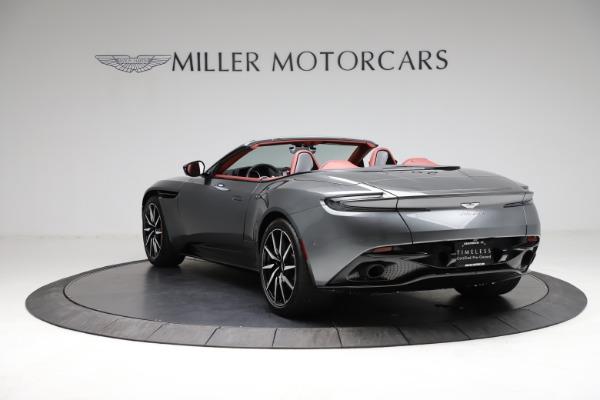 Used 2019 Aston Martin DB11 Volante for sale $211,990 at Aston Martin of Greenwich in Greenwich CT 06830 4