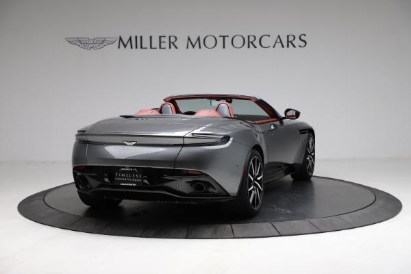 Used 2019 Aston Martin DB11 Volante for sale $211,990 at Aston Martin of Greenwich in Greenwich CT 06830 6